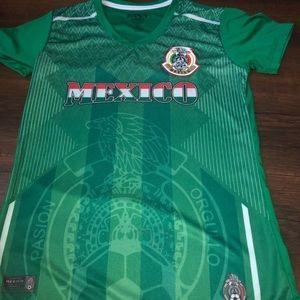 Mexico Replica Top
